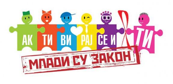 Konkurs za Omladinske Volonterske Projekte Mladi su zakon za Podunavski, Pomoravski i Šumadijski okrug