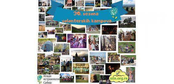 Počela 30. sezona međunarodnih volonterskih kampova – prijavite se na vreme