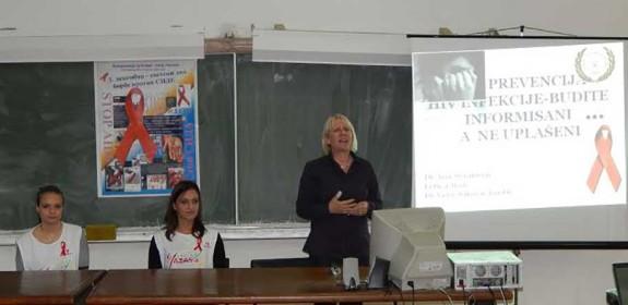 Tribina povodom 1. decembra u mašinsko-elektrotehničkoj školi u Smederevskoj Palanci