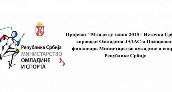 Objava rezultata – Istočna Srbija
