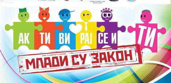 Резултати конкурса за финансирање омладинских волонтерских пројеката – Млади су закон Браничевски и Подунавски округ