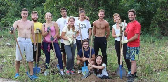 Međunarodni volonterski kamp Šuma Šumarum